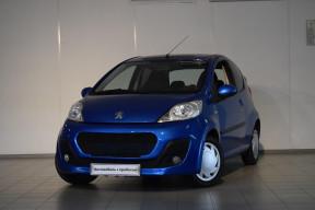 Peugeot 107 1.0 2-tronic (68 л. с.)