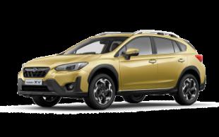 Новый Subaru XV 2021 модельного года
