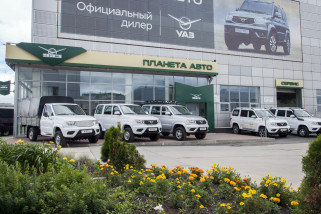 УАЗ Двойная кабина с бортом 2.7 5MT (112 л.с.) Стандарт