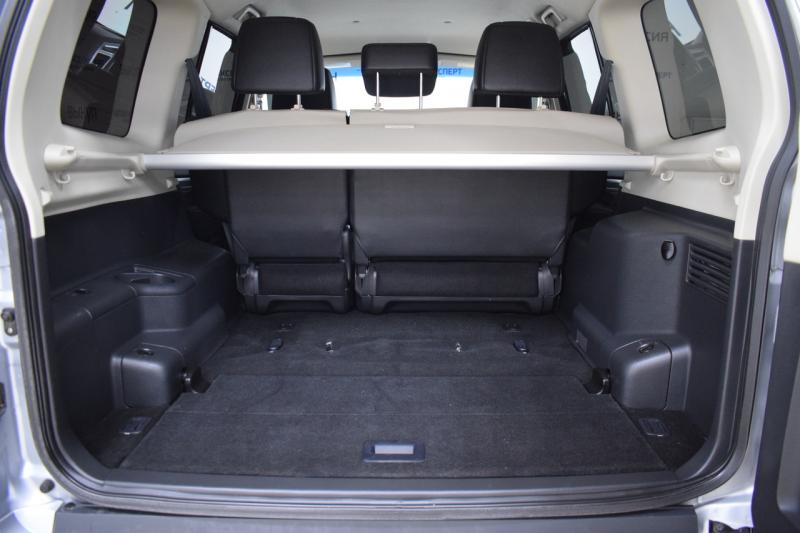 Mitsubishi Pajero 3.0 AT 4WD (178 л. с.) Instyle