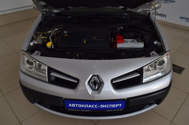 Renault Megane 1.5 dCi MT (86 л. с.)