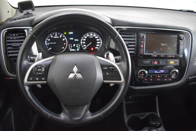 Mitsubishi Outlander 2.4 CVT 4WD (167 л. с.)