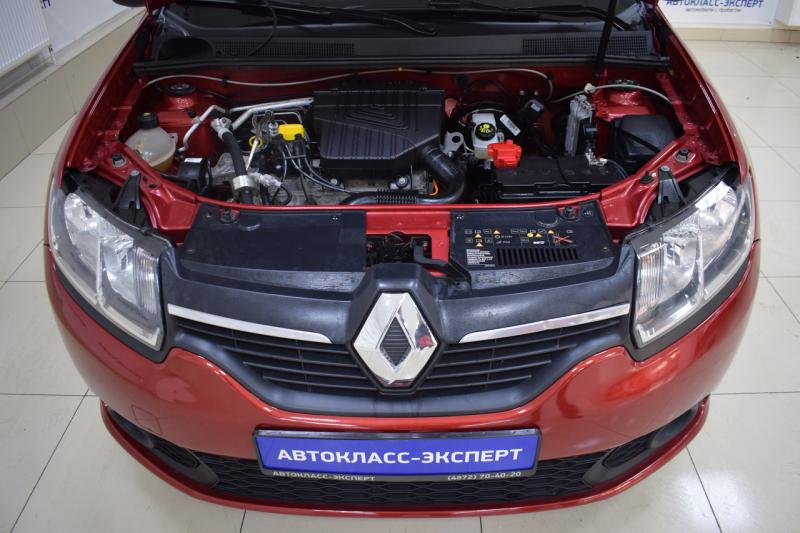 Renault Sandero 1.6 MT (82 л. с.) Access