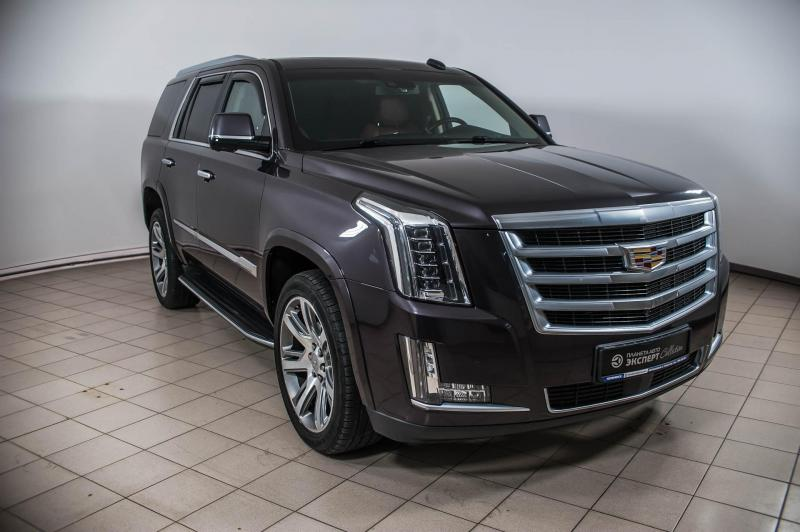 Cadillac Escalade 6.2 AT (409 л.с.) 4WD