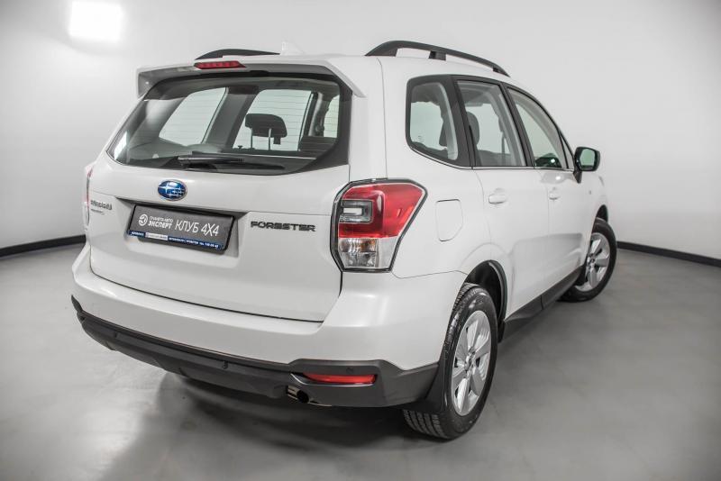 Subaru Forester 2.0i AWD CVT (150 л.с.) Elegance+