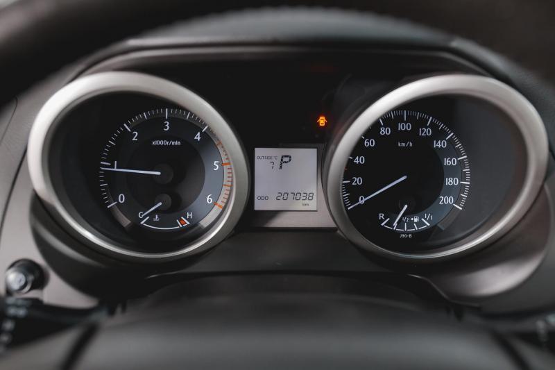 Toyota Land Cruiser Prado 3.0 D AT 4WD (173 л. с.)