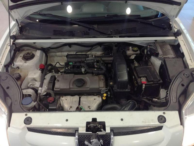 Peugeot Partner 1.4 MT (75 л. с.)