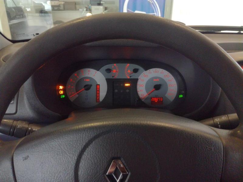 Renault Symbol 1.4 AT EURO-2 (100 л. с.)