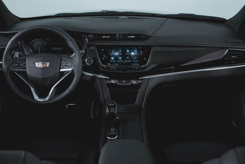 Cadillac XT6 2.0 (200 л.с.) АКПП, полный привод Sport