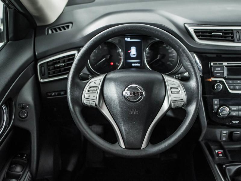 Nissan X-Trail 2.0 MT (144 л.с.)