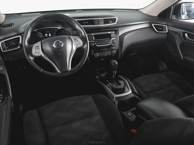 Nissan X-Trail 2.0 CVT (144 л. с.)