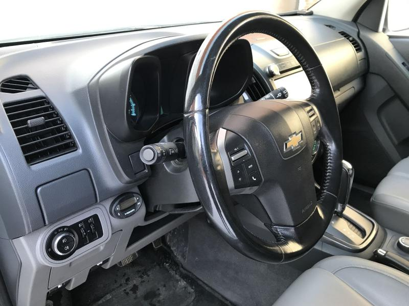 Chevrolet Trailblazer 2.8 D AT AWD (180 л. с.)