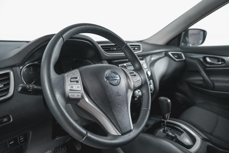 Nissan X-Trail 2.0 CVT AWD (144 л.с.)
