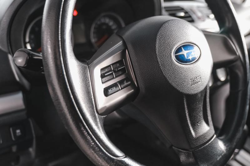 Subaru Forester 2.0i Lineartronic AWD (150 л. с.)