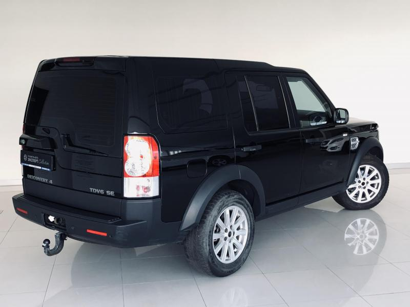 Land Rover Discovery 2.7 TD AT (190 л. с.)