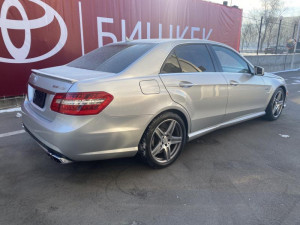 Mercedes-Benz E 63 AMG Speedshift MCT (525 л. с.) Тойота Центр Бишкек Бишкек